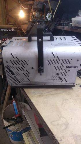 Maquina De Nieve Antari S-101