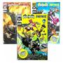 Revista Batman Fortinite Volumes 1/2/3 Códigos Lacrados