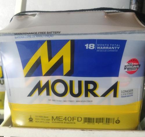 Bateria Moura M22ed Palio Punto Chevrolet Cobalt Prisma