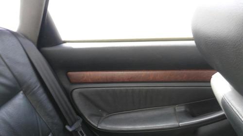 Jogo De Forros De Portas Do Audi A4 98 Imitando Madeira Ótim