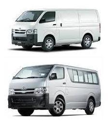 Vidrio De Puerta Y Laterales Para Toyota Hiace