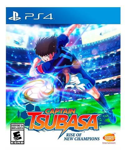 Captain Tsubasa: Rise Of New Champions Standard Edition Bandai Namco Entertainment America Ps4 Digital