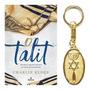Livro O Talit (charlie Kluge) Chaveiro Judaico Messiânico
