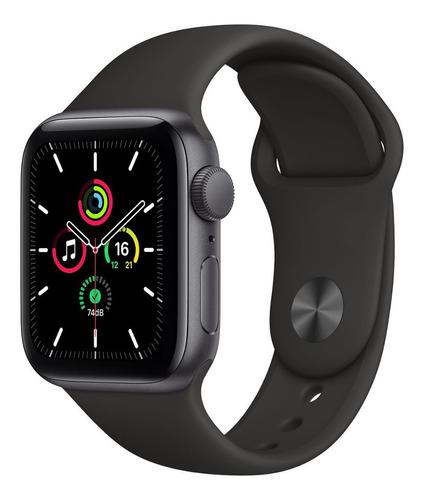 Apple Watch Se (gps) 40mm Lacrado + N. Fiscal