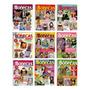 Kit 9 Revistas Bonecas De Pano Lote 1