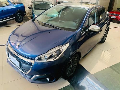 Peugeot 208 2017 1.2t Allure 5p