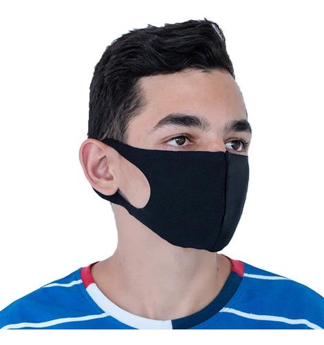 Kit 4 Mascaras De Proteção Neoprene Promoção