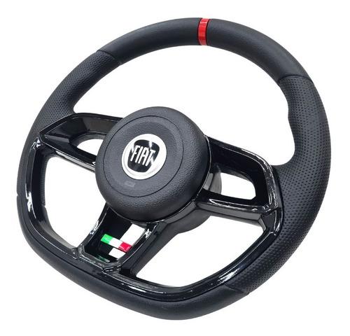 Volante Fiart Arbath Italia Para Toda Linha Fiat Completo