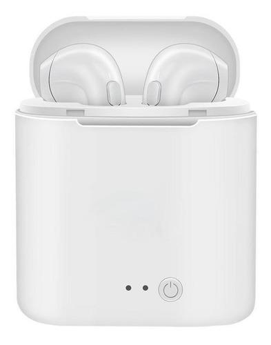 Audífonos In-ear Inalámbricos I7s Tws Blanco