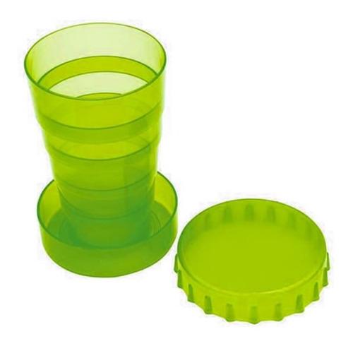 Vaso Reutilizable Retráctil Ecológico X 6 Unidades