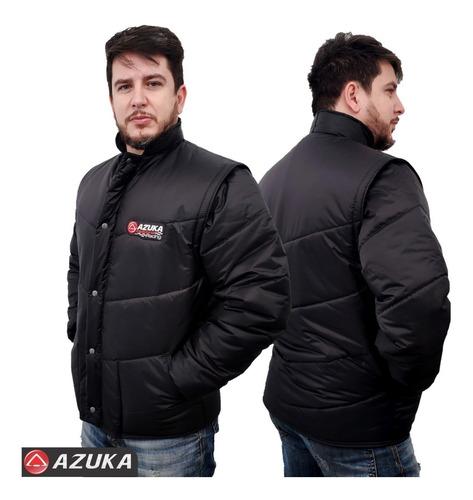 Jaqueta Casaco Blusão Jaco Para Motoboy Nylon Frio Intenso