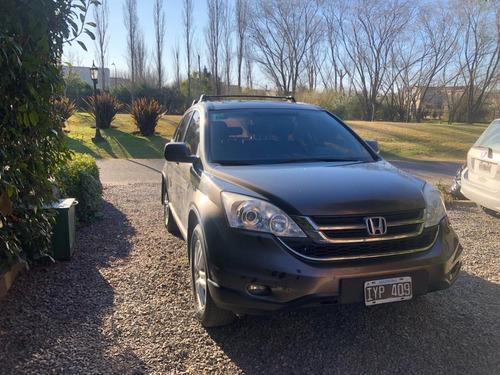 Honda Crv 2.4 Ex 4x4 Aut 2010