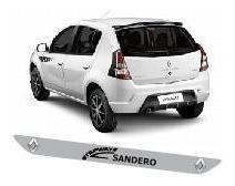 Protetor Soleira Adesivo M1 Porta Carro Renault Sandero