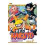 Mangá Naruto Gold Nº 2 ( Em Português )