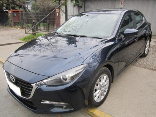 Mazda 3 Sport V Sr 2.0i Aut. Skyactive 2018