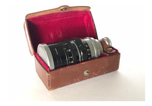 P/ Leica Lente Fujinon 100mm F2 M39 Serie Limitada leia