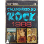 Revista Somtrês Editora Três Calendário Do Rock 1988