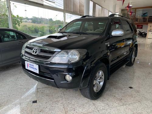Toyota Hilux Sw4 3.0 Srv Turbo Diesel Automática Blindada