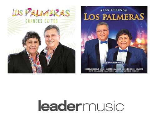 Combo Los Palemeras Lp - Grandes Exitos + Palmeras Eternos