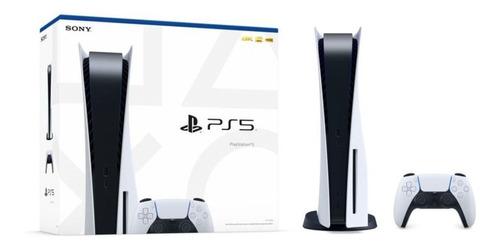 Playstation 5 C\ Disco - Ps5 - Garantia 1 Ano - Pode Retirar