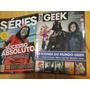 Kit 2 Revistas The Walking Dead Greys Anatomy Casa De Papel