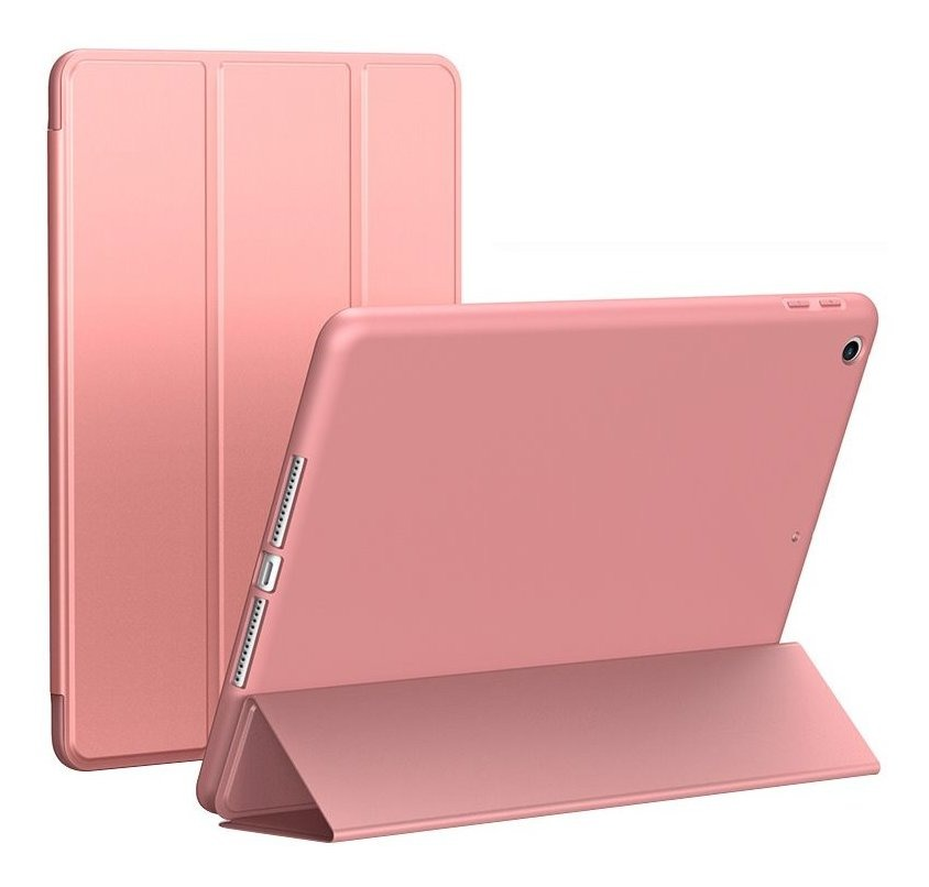 FUNDA SMART NEW IPAD PRO 11 ROSA (TPU)
