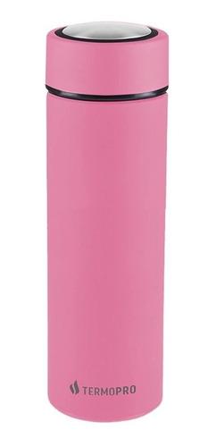 Squeeze Térmico Inox 500 Ml Trabalho Lazer Viagem - Termopro
