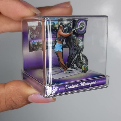 Cubo Personalizado Miniatura
