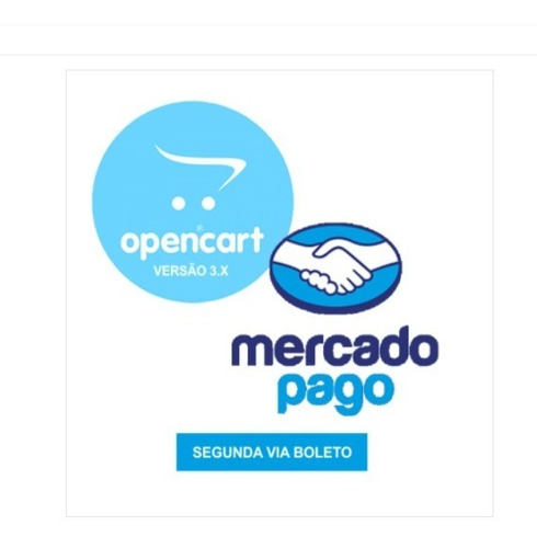 Módulo Opencart 3.x  Mercado Pago Completo