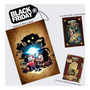 2 Livros Gravity Falls Poster Promoção Black Friday