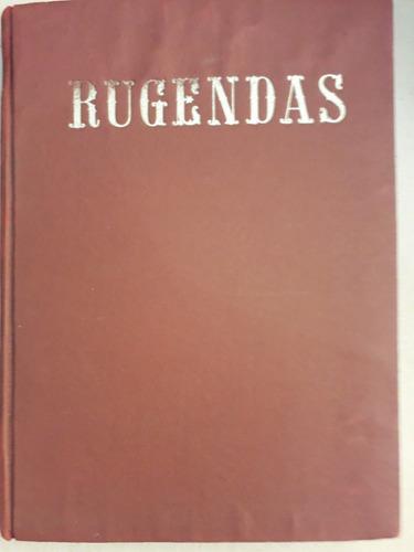 Libro : Pintor Mauricio Rugendas. Del Carril. Tapa Dura