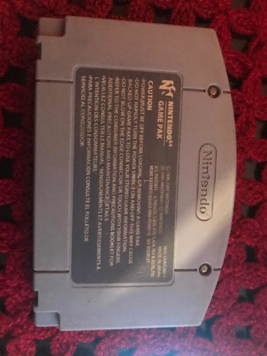 Star Fox 64 Nintendo 64 Videojuego - Ecart