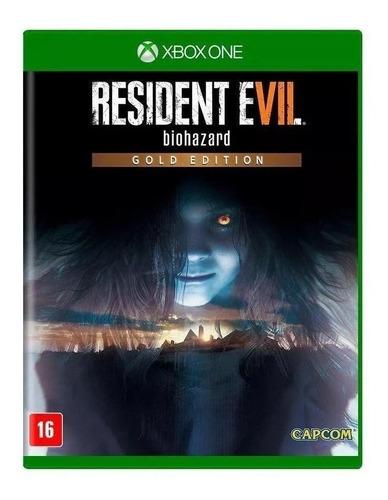 Resident Evil 7: Biohazard Gold Edition Capcom Xbox One Físico