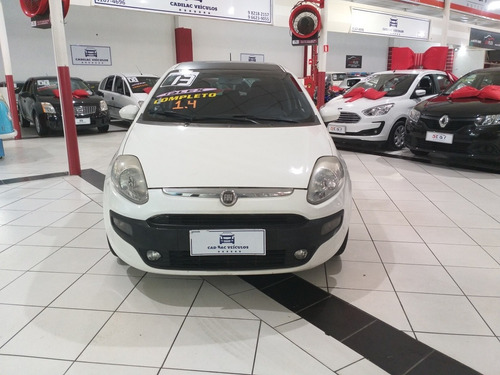 Fiat Punto 2013 1.4 Attractive Flex 5p