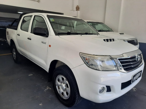 Toyota Hilux 4x4 2.5 Tdi Cab Doble Dx Pack 2014 Impecable