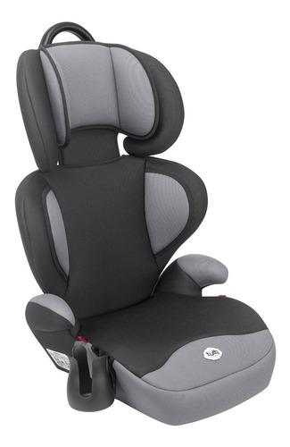 Cadeira Cadeirinha Infantil Bebê Carro Triton Cinza 15-36kg