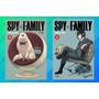 Mangás Spy X Family Nº 4 E 5 ( Em Português )