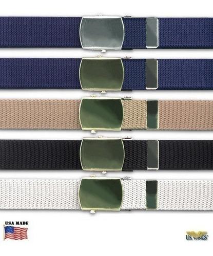 Cintos Cinturones Militares Marineros 3 X $ 240