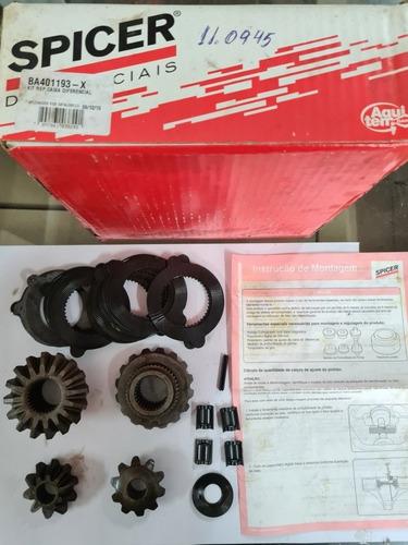 Kit De Reparo De Caixa Diferencial Spicer Ba401193-x