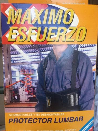 Faja De Seguridad Maximo Esfuerzo