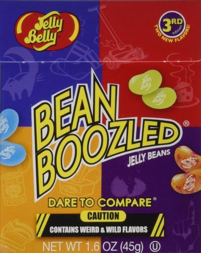 Jelly Belly Bean 3 Ed Dulces 1,6 Oz Harry Potter Frescos