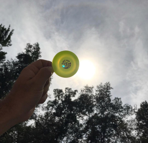 Frisbee Mini - Ultimate Zipchip