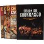 Box Bíblia Do Churrasco: 4 Volumes
