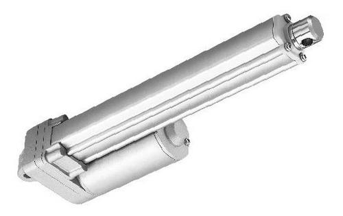 Mini Atuador Linear 50mm - Pistão Elétrico