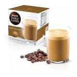 Capsulas Dolce Gusto Cafe Au Lait Nescafe Cafe Con Leche X16