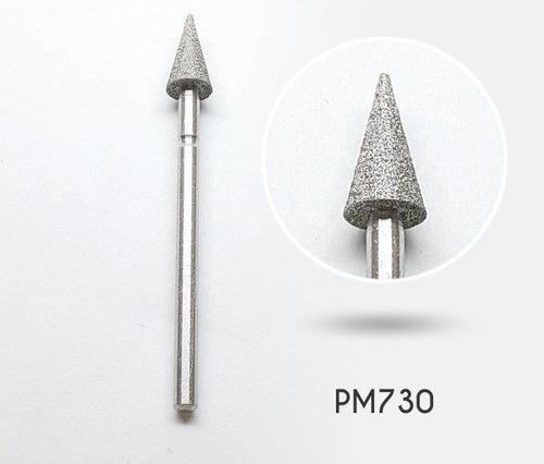 5 Brocas Diamantadas Pm Vortex N.730