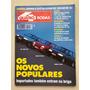 Revista Quatro Rodas 414 Mustang Gt Gol Subaru Bmw P427