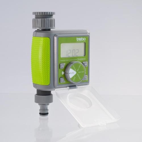 Programador Digital De Riego Baja Presion 1 Zona Aquaflex