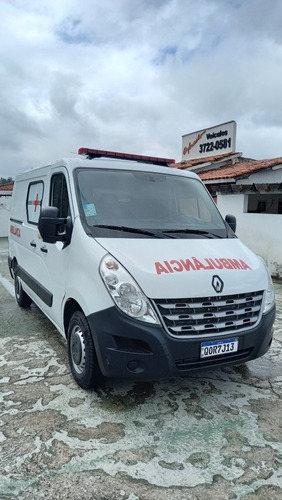 Renault Master 2019 Ambulancia Uti Impecavel