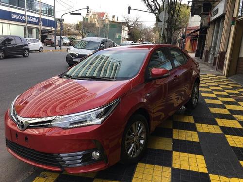 Toyota Corolla Xei 0 Km Entrega Inmediata